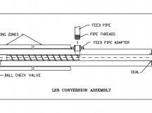 专为加工LSR而设计的注塑螺杆和料筒套件